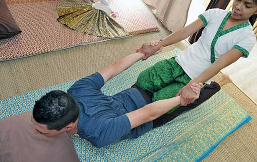 Massage Corps Thai