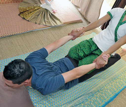 Thai Massage Toulouse
