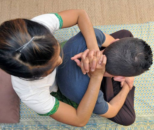 Thai Traditionnel Massage