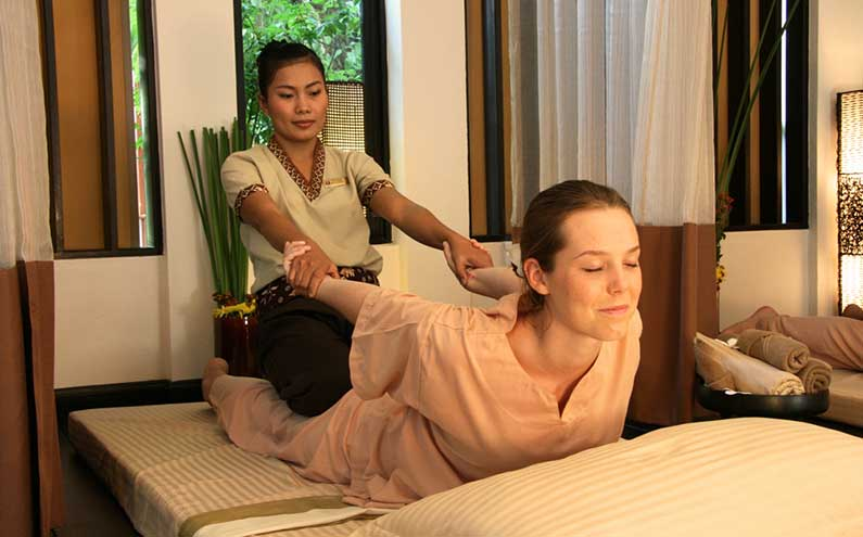 Qu'est-ce qu'un massage Thaï réellement?