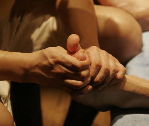 Massages des Pieds